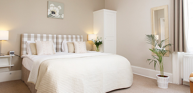Superior Room - The Cheltenham Townhouse - Cheltenham Hotel