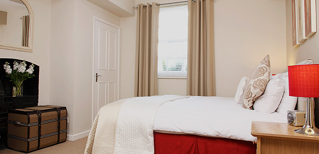 Standard Room - The Cheltenham Townhouse - Cheltenham Hotel