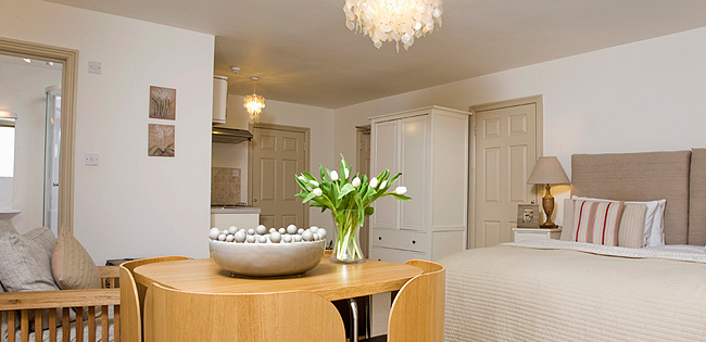 Studio Apartments - The Cheltenham Townhouse - Cheltenham Hotel
